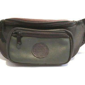 Vintage 1980's Jaguar Fanny Pack Belly Belt Bag